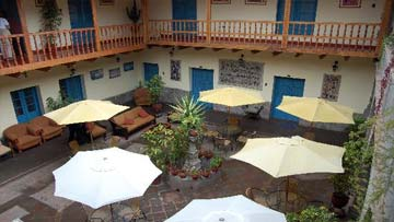 Details about the Hotel Tupac Yupanqui