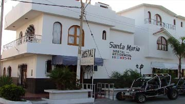 Details about the Hostel Santa Maria