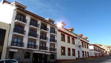 Details about the Plaza Mayor Hotel
