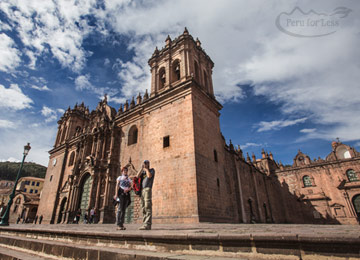 Departure from Cusco