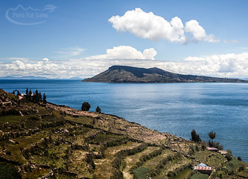 Arrival in Puno