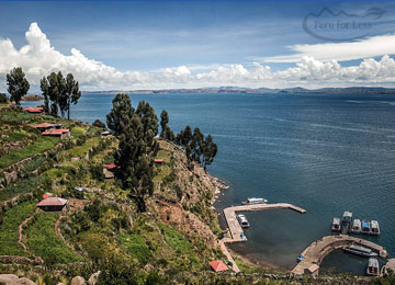 Departure from Puno