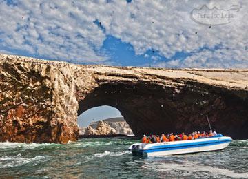 Ballestas Islands Tour & Return to Lima
