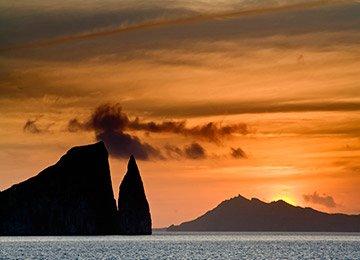 Begin Galapagos Cruise