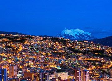 La Paz City Tour & Moon Valley Tour