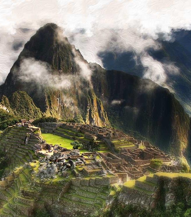 Machu Picchu Gateway